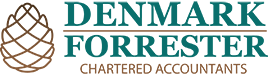 Denmark Forrester Chartered Accountants, Accountants Maldon Logo